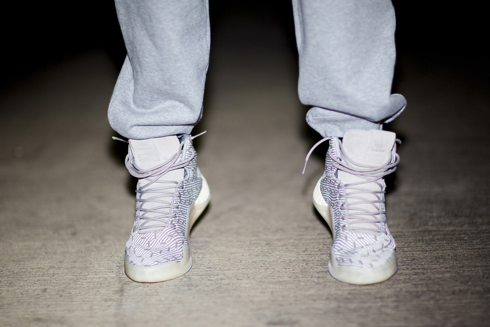 cheap for discount 6e8c8 febd8 Night Out With Juli And The Adidas Tubular Instinct Night ...