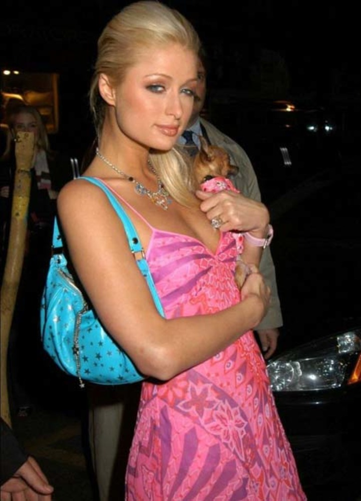Paris hilton no shame moments 9