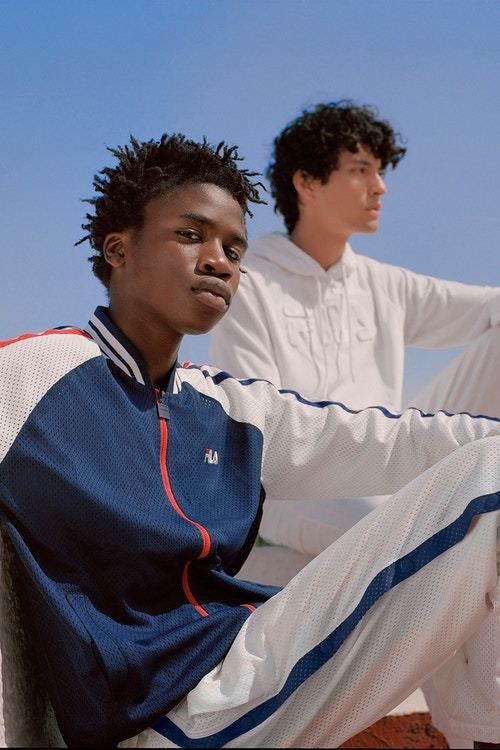 Fila spring summer heritage lookbook 17