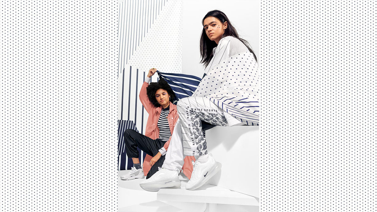 Nike Adds To The Sporty Season With The Womens Exclusive Unité Total Collection
