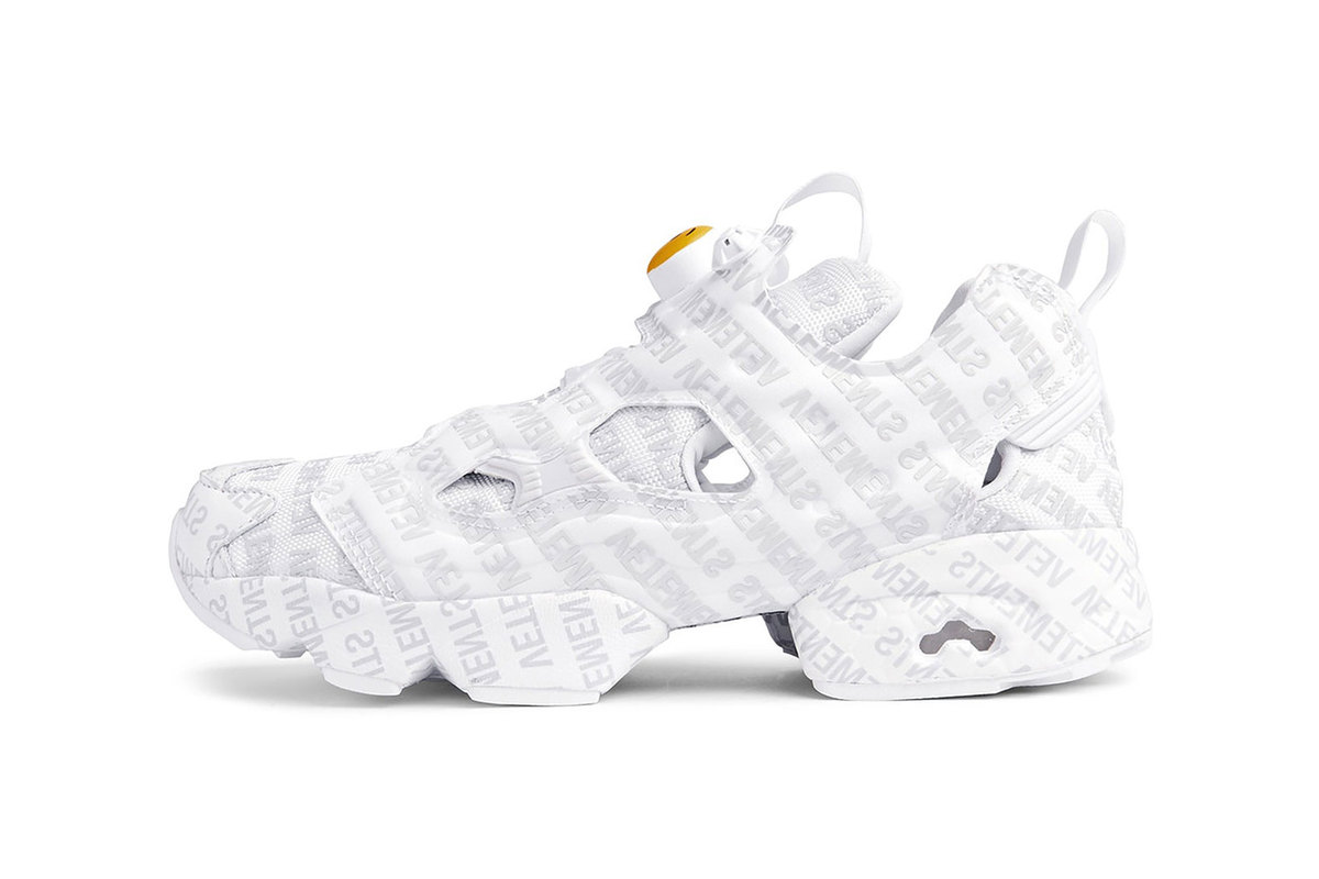 Vetements Out-Memes Itself With New Reebok Instapump Fury Collab
