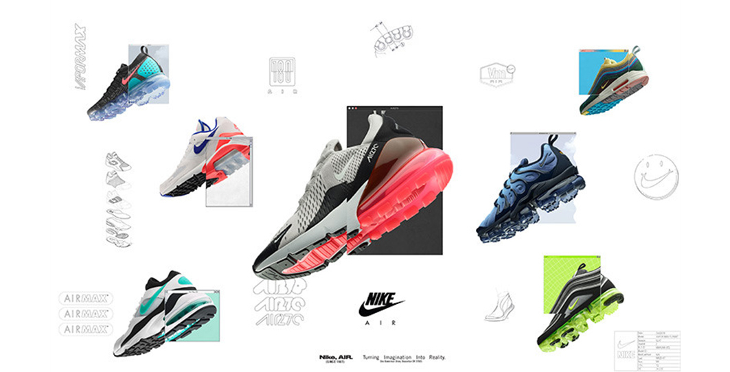 Here's Every Single Sneaker From Nike's Air Max Day Line Up