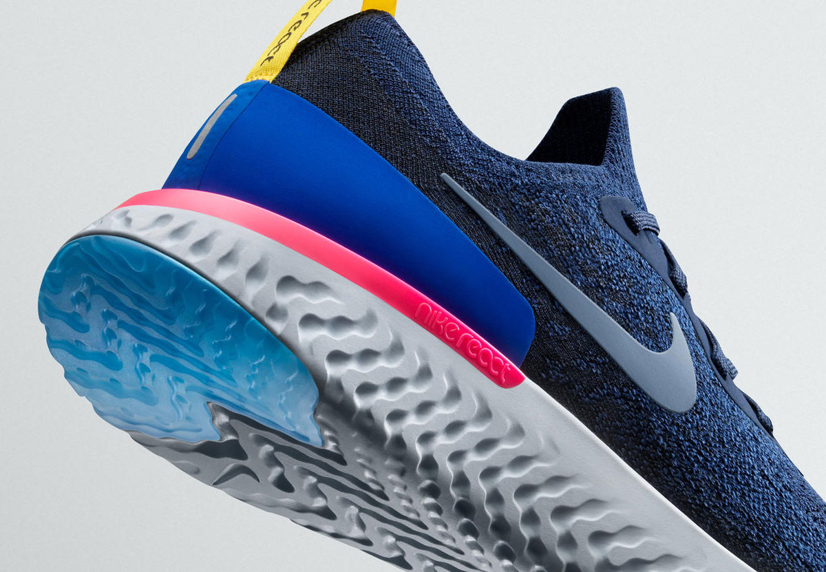 Everything You Need To Know About Nike's Epic React Flyknit