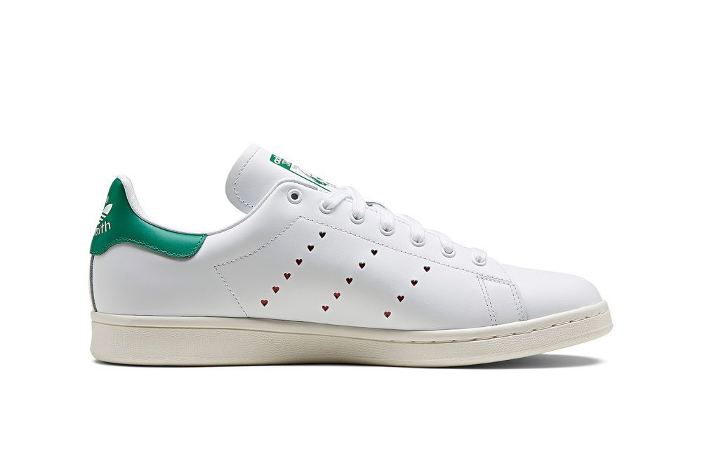 First Look at Adidas X Human Made's Love Struck Stan Smith