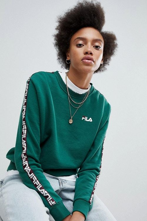 Here's Everything From FILA's Latest ASOS-Exclusive Drop