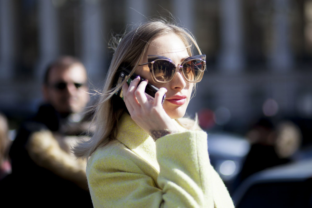 Paris fashion week streetstyle 050