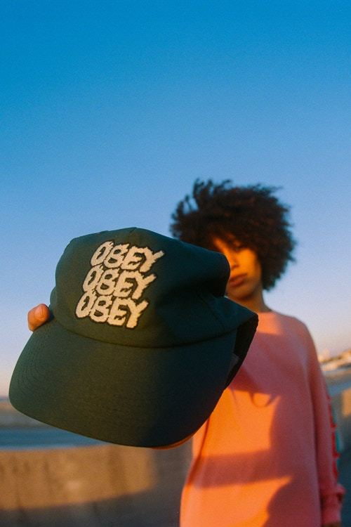 Warm Up Your Wardrobe With OBEY's Spring 2018 Collection