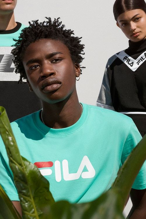 Fila spring summer heritage lookbook 24