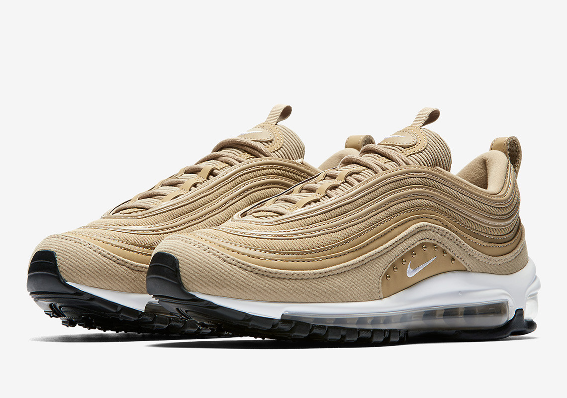 Studded Wheat Gold For Air Max 97