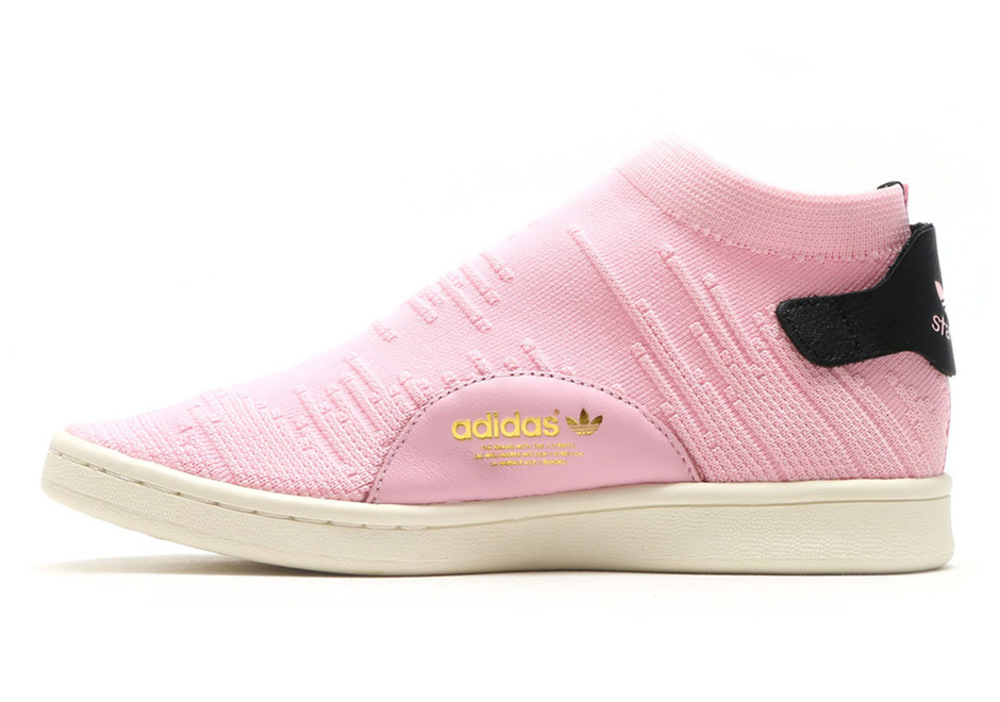 These Bubblegum-Pink Stan Smiths Are Perfect For Lazy Girls