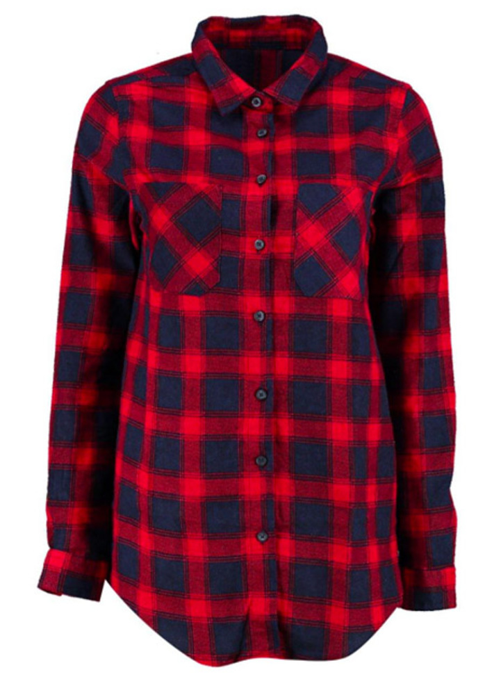 15 flannel fashion trend