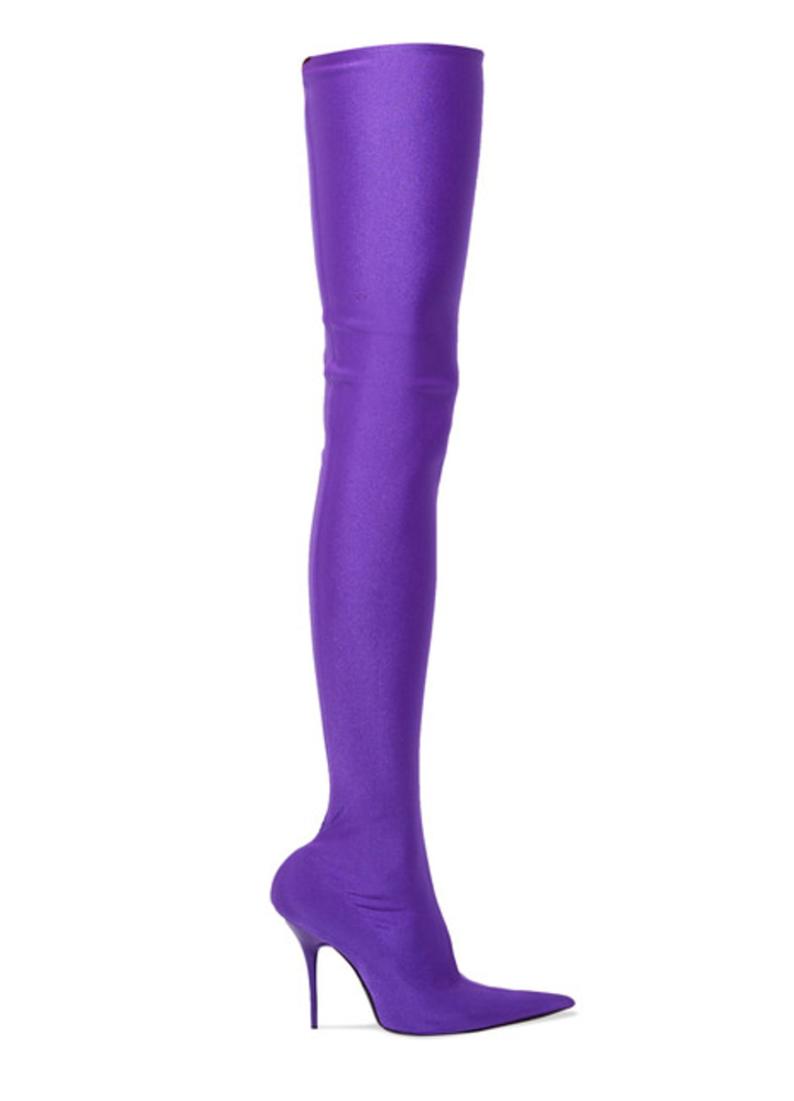 Overknee boots fashion trend 6