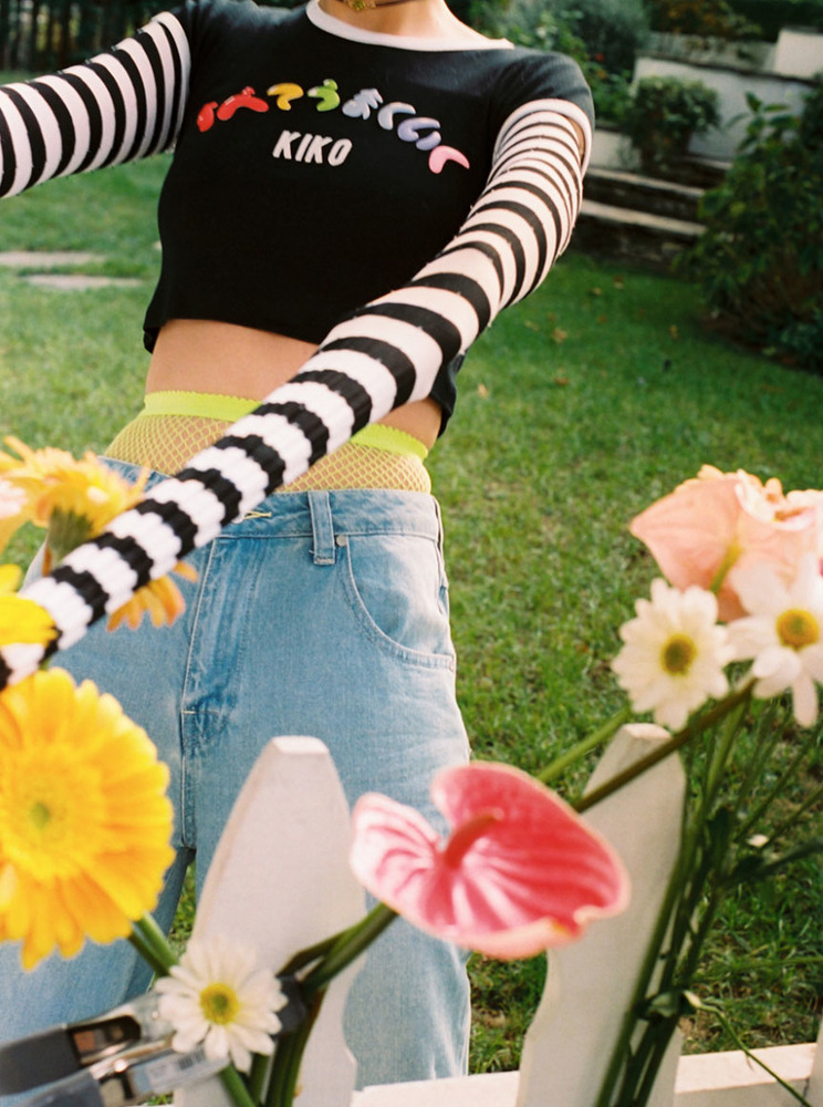 Kiko x UNIF's Spring 2017 Collab Is A Colorful '90s Dream