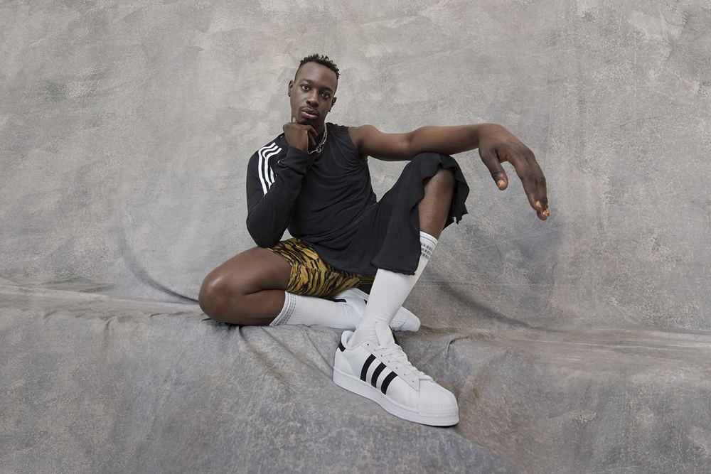 """Icons Of Tomorrow"" Front Adidas' New Superstar Sneakers Campaign"