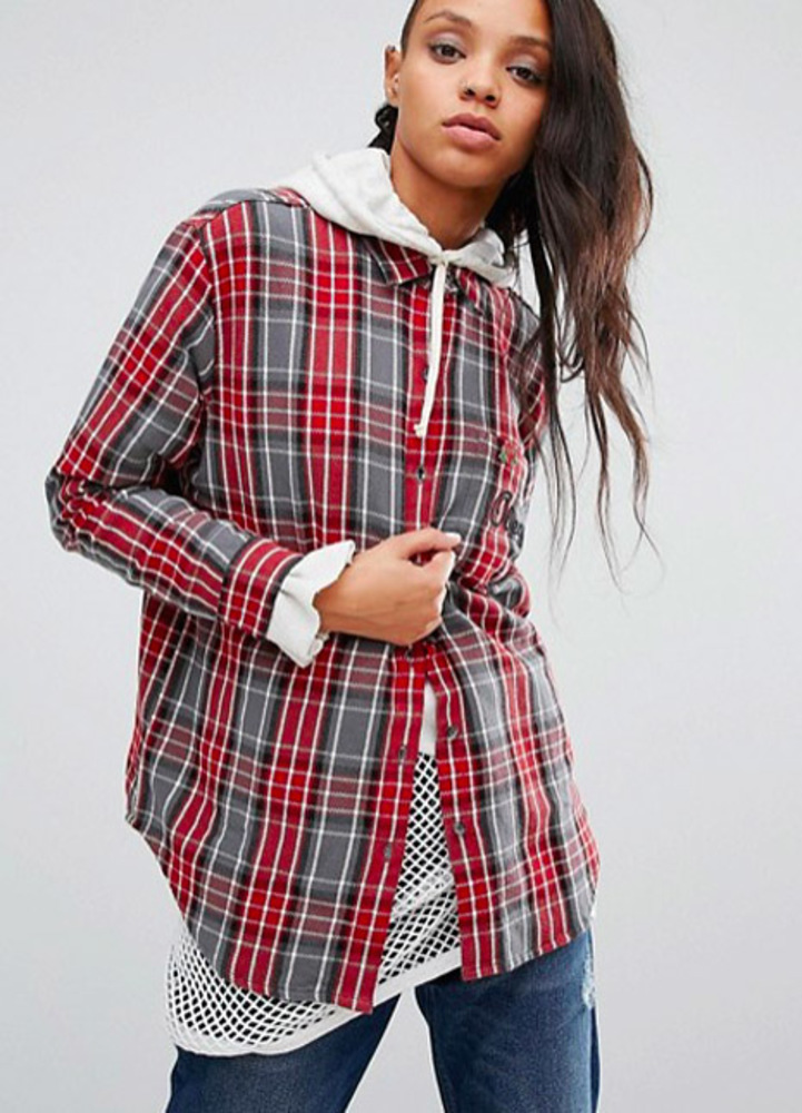 14 flannel fashion trend