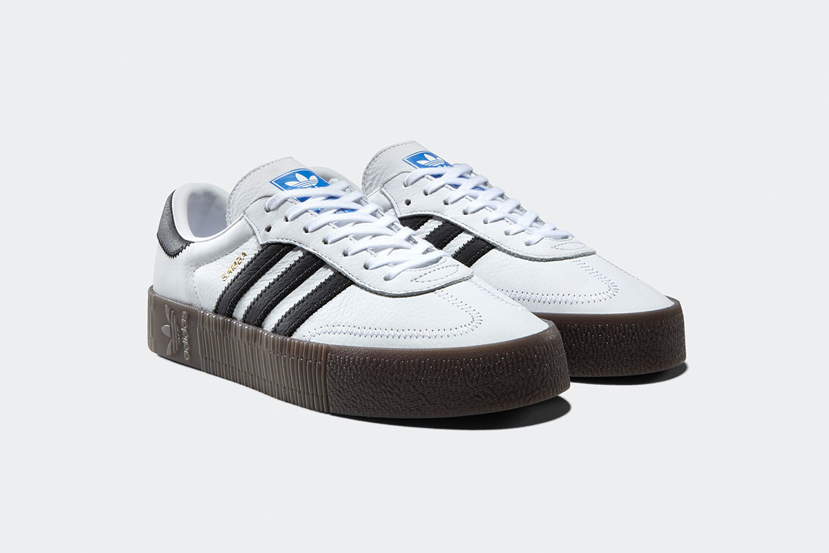 adidas Originals Relaunches Its Iconic Samba Soccer Silhouette