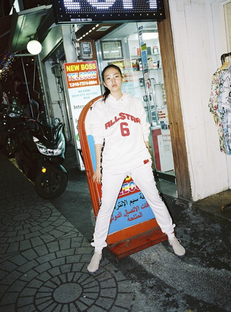 ee6e05eb46 Kappa Teams Up With Korean Brand A6OVE For Edgy Sportswear Collab ...