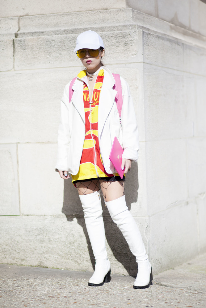 Paris fashion week streetstyle 053