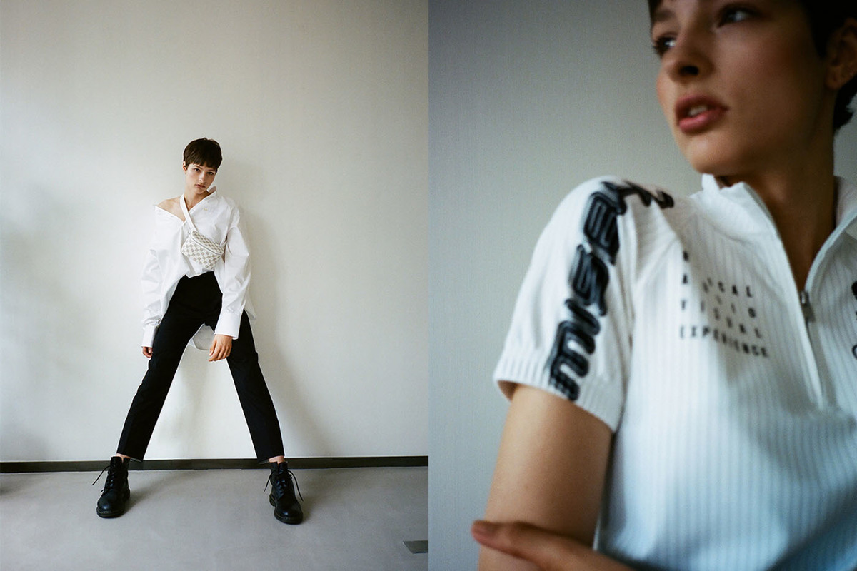 Spring/Summer Misbehaving: HBX Shoots MISBHV's Latest Pieces