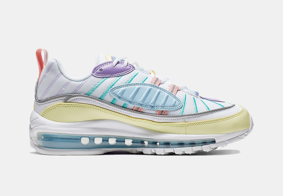 Cop This Pastel Nike Air Max 98 While You Can! | Style