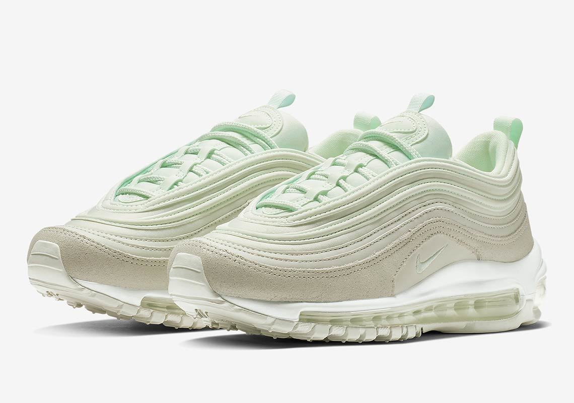 "Nike Air Max 97 ""Barely Green"" Is Coming Soon"