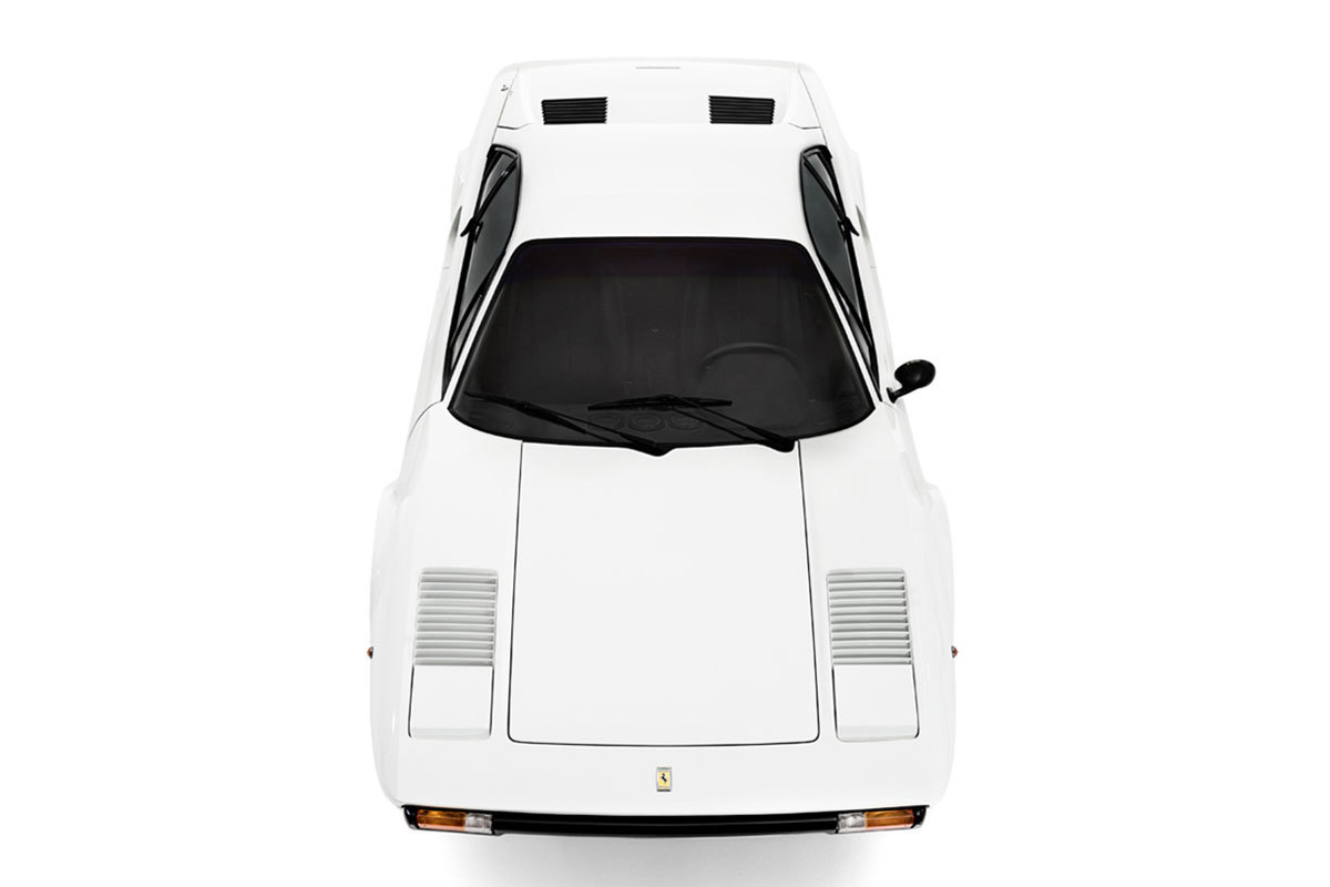 SSENSE X KAR/ L'Art de L'Automobile Drop Incredible Retro Ferrari