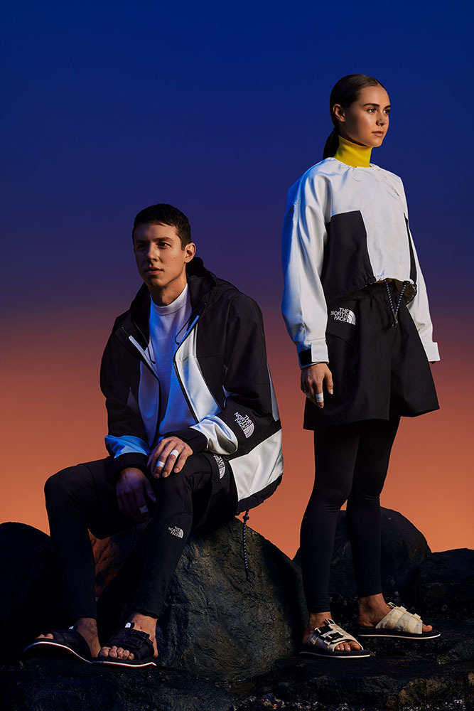 "The North Face Introduces Its Take On Femininity With The ""Black Series"" SS20 Line"