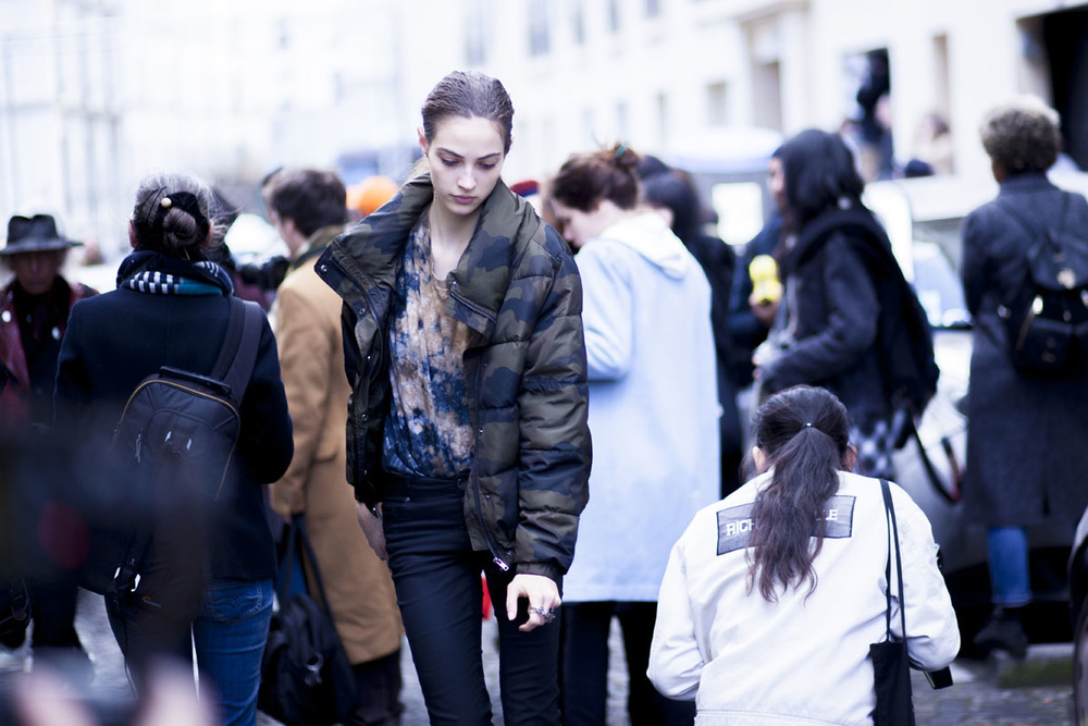 Paris fashion week streetstyle 079