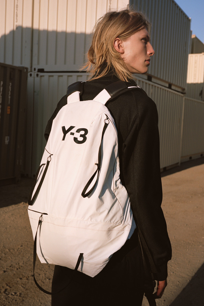 Y-3 Presents A Fluid, Monochrome Collection For SS19