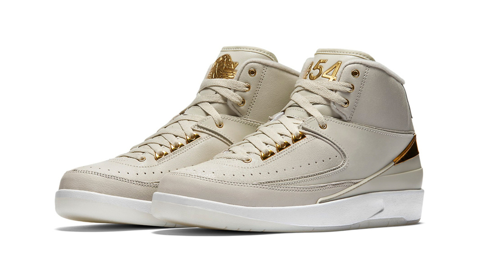 Monday Morning Kicks Off: Air Jordan Ii Retro 'Quai 54'