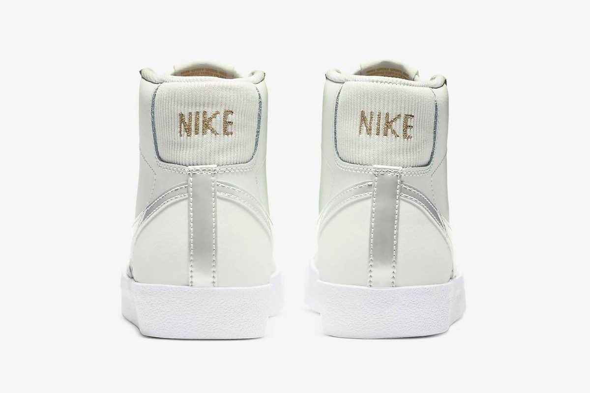 Nike's Latest Sneaker Drop Has An Added Gold Chain Nike's Latest ...
