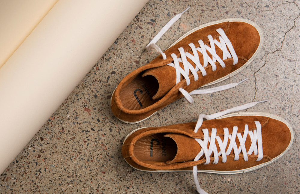 Diemme x C Store Put a Luxe Spin on the Loria Sneaker