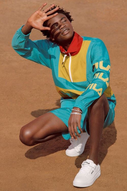 Fila spring summer heritage lookbook 6