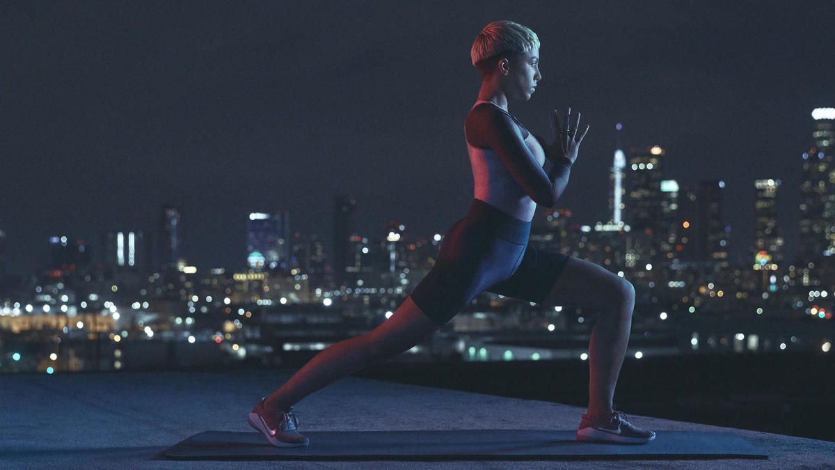 Nike's New Tech To Nip And Tuck In All The Right Places
