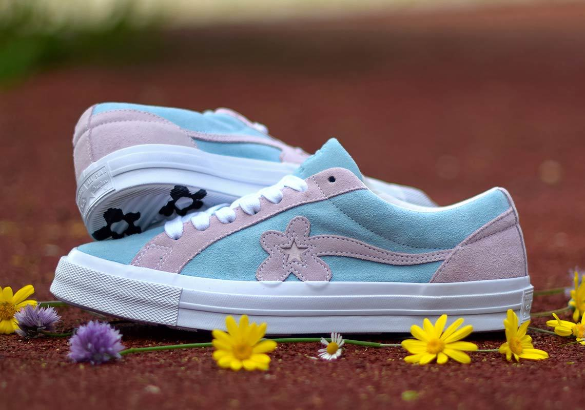 Tyler, The Creator Is Back With More Converse One Star Flower Power