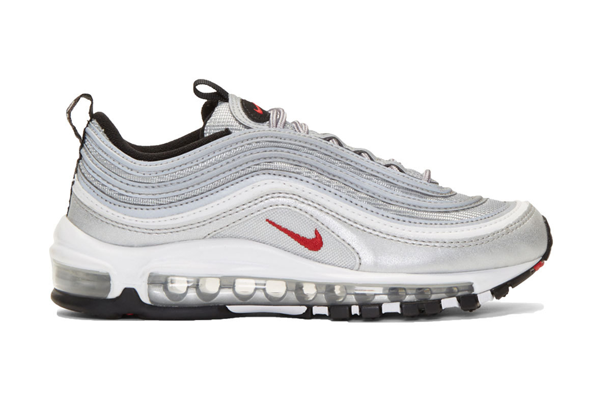 Give Your Winter A Silver Lining With This Nike Air Max 97 OG