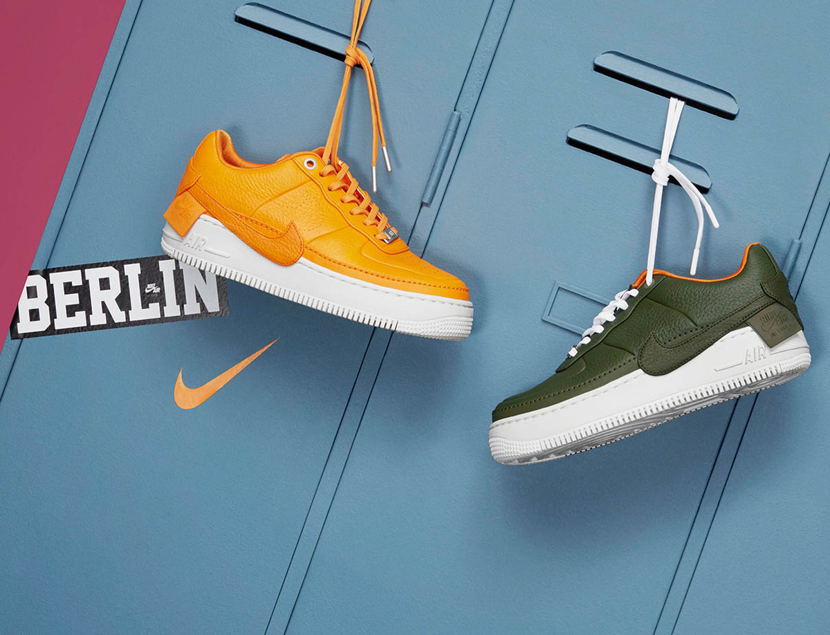 Nike Women Launches Air Force 1 Jester