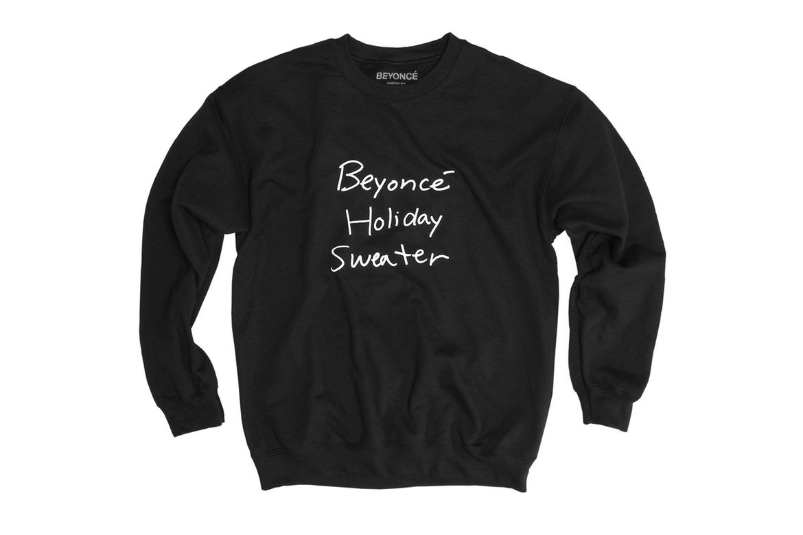 Beyoncé Just Dropped A Whimsical AF Collection Of Holiday Merch