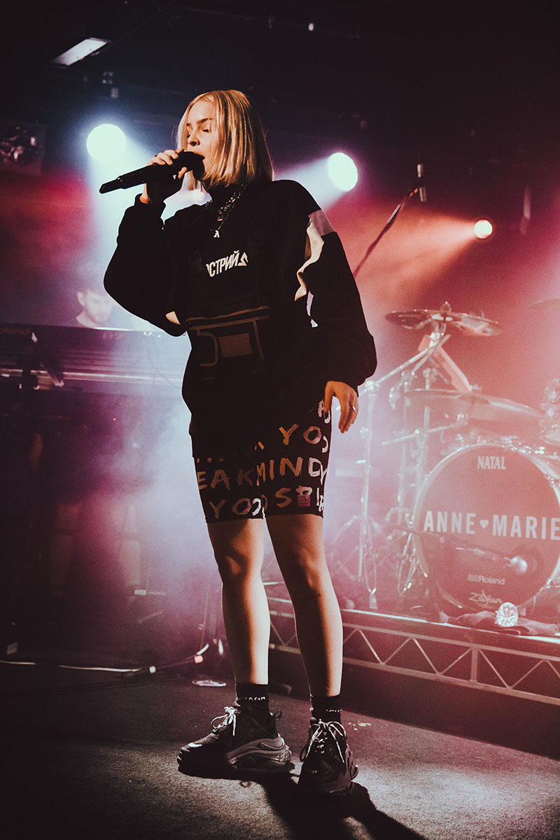 Anne-Marie x Ellesse Present Their Second Joint Collection