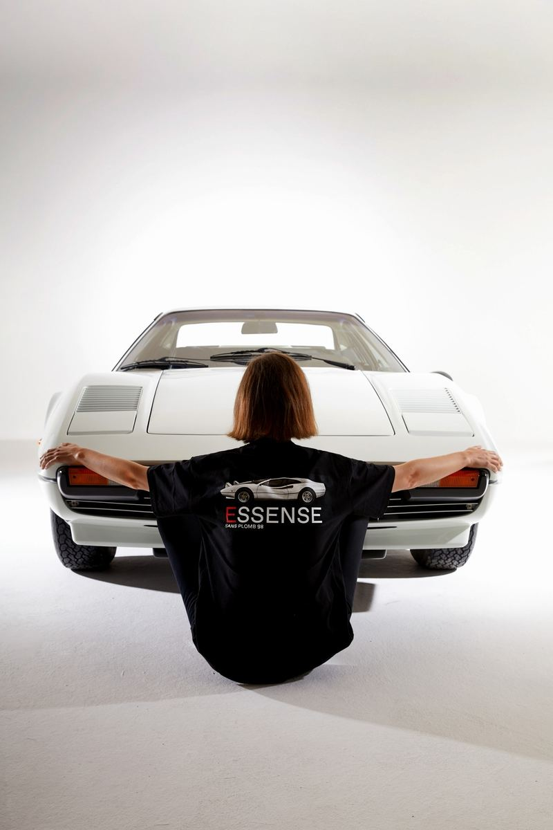SSENSE Takes The Fast Lane In Upcoming Retro Sports Car Collab