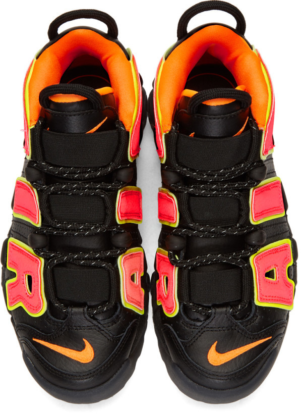 Nike's Intoxicating Air More Uptempo 'Hot Punch' Is Out Now
