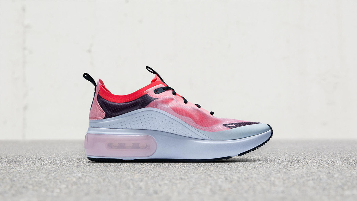 Four-Female Footwear Collective Created The New Nike Air Max Dia
