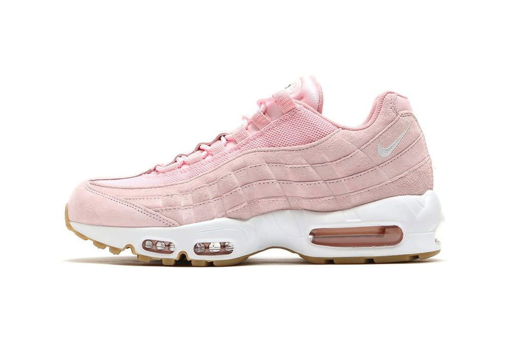 Nike's Dreamy New Air Max 95 Are Pretty In Pink