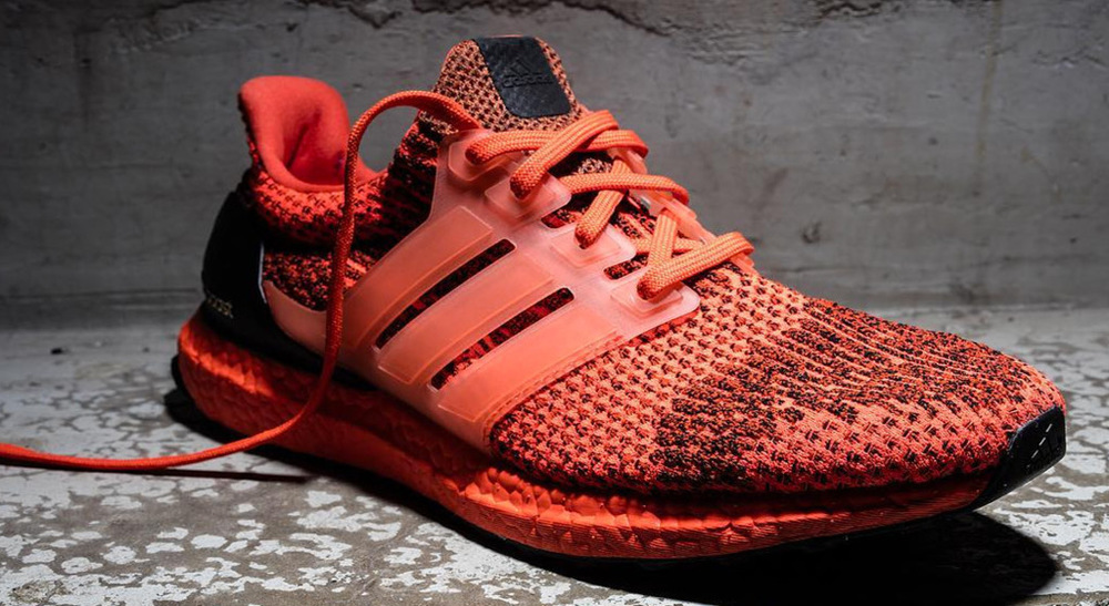 Adidas For Red Revamp –  Ultra Boost 3.0