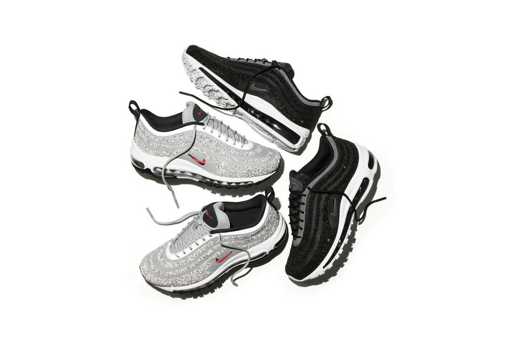 "Nike's ""Silver Bullet"" Air Max 97 LX Are The Flashiest Kicks"