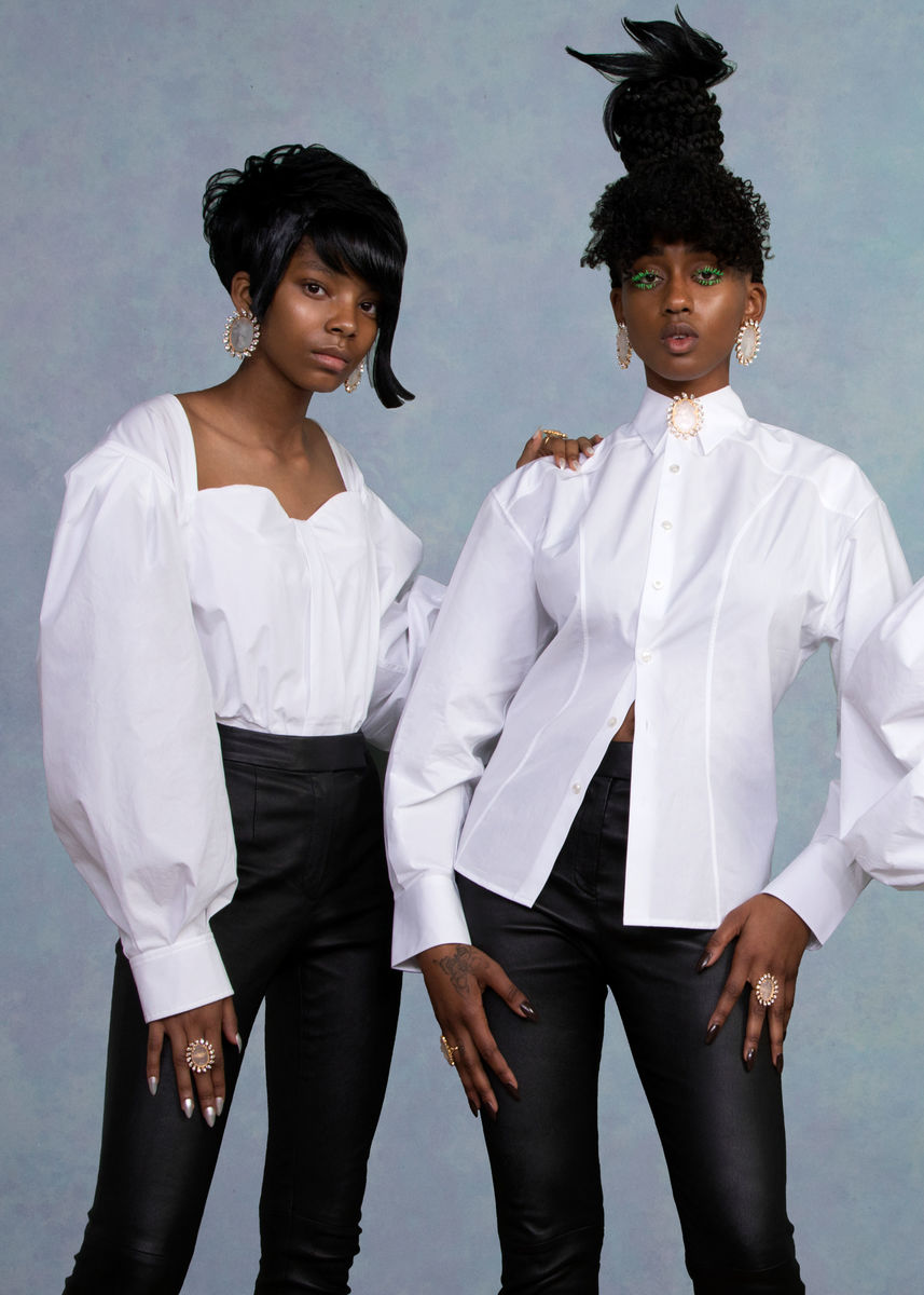 Fenty Serves Up Swarovski And Pearl Capsule Collection