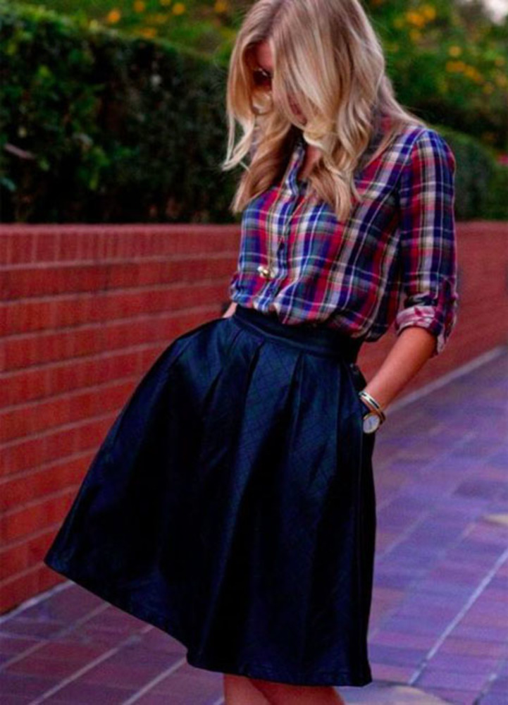 09 flannel fashion streetstyle