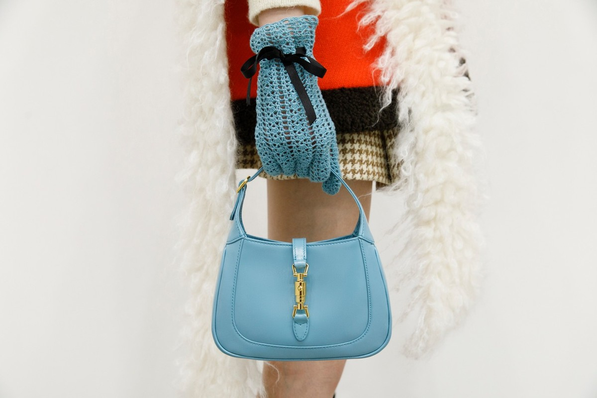 Gucci's Hella-Chic Jackie Bag Is Back For FW20