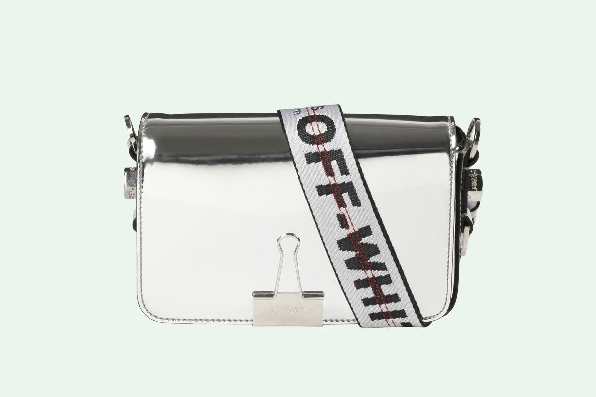 Here's Every Single Off-White™ Binder Clip Bag Available For Pre-Order