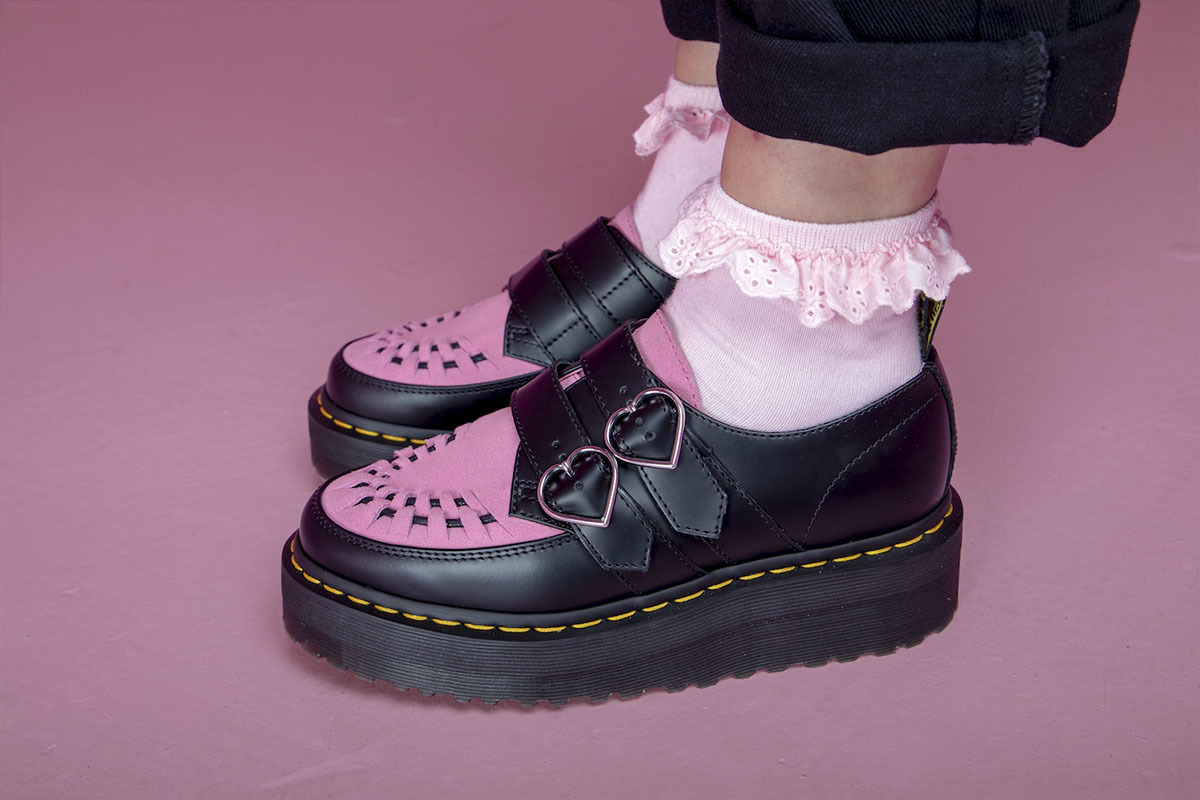 Dr Martens X Lazy Oaf Launch Another Collaboration